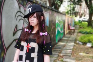 Casual - Sweet Punk by Xeno-Photography