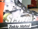 tokio hotel shoes by purpurroterNachthim