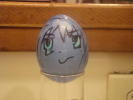 Easter Eggs 2010- Konata by Fuzzdufuz