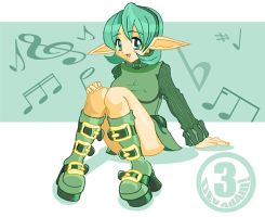 Adult Saria by Chooy64
