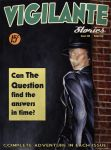 Vigilante Stories: The Question by gattadonna