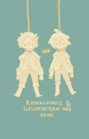 rosencrantz and guildenstern by jessilvania