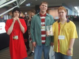AMA 2009 - Ed, Edd n' Eddy by SharinganWarrior77