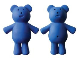 Bear Project - the blue one by suzannewolf