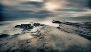 Sunset Cliff High Tide LE 2 by Creative--Dragon