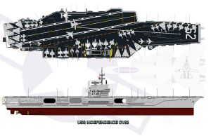 Aircraft Carrier by pangeo