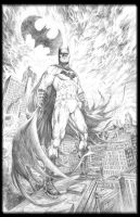 Batman by MMontiel