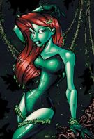Thomas Hodges's Poison Ivy by TheBob74