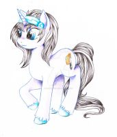 MLP  Oc Saphire by Sky-Griffin