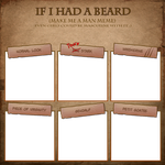 Beard Meme by Igloinor