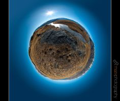 Deerpark Heights Planet by mark-flammable