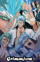 5-Grimmjow by Redzs00