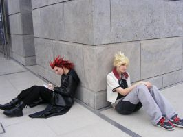 Kh - Axel where are you ? by SoraPilzi
