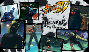 Decapre - Cammy Mod for SFIV by IceBreakker