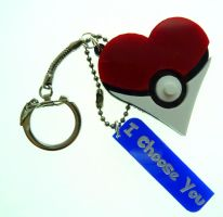 Pokeheart! I choose you! by JapanophileUK