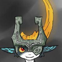 Midna- Twiligth Princess by LuciCatus