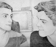 Jack and Finn Harries by lizabethparent