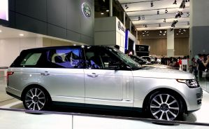 All New Range Rover HSE Silver by toyonda
