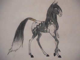 Horse by Nepook
