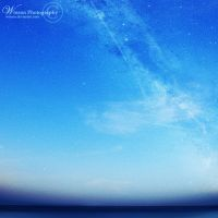A Sea of a Galaxy by Wnison