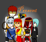 Twisted: Present Cover (Set 1) by ProjectANGEL101