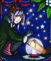 Merry Christmas and Happy New Year 2014! by Fuugis