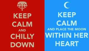 Labyrinth - Keep Calm And... 2 by PreciousThing66