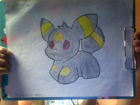 Cute Umbreon by HKitty159