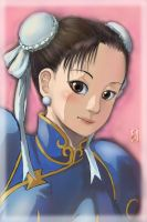 Street Fighter: Chun Li by sharingandevil