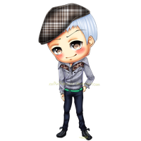 Chibi TOP by xxxRinRulesxxx