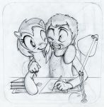 Terdy and me by Terkatoriam
