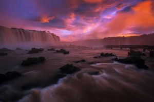 Magical Iguassu by porbital