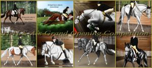 H-H-S-A Grand Opening Competition Collage by Decorum100