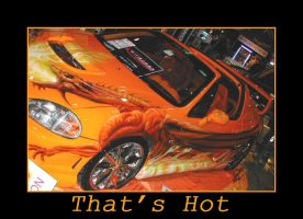 That's Hot by domspeed911