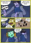 ENG SpongeWolf part 1. page 25 by wolfmarian