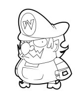 Wario You Big Ugly Twat by WesleyRiot
