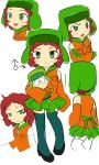 kyle broflovski by GaruGiroSonicShadow