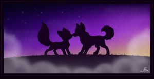 .:With You:. by JessFox