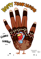 Happy Thanksgiving! by ParadiseFever