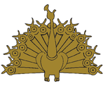 Lord Shen Peacock Emblem by Veggieman