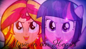 Got the Music in our Hearts by DaBlackPhoenix