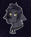 Claude Faustus Wolf by Rainbow-Moose