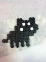-Perler- Mutant Jasper Kitten by OtakuLuka