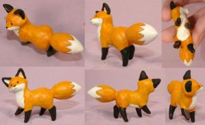 Stupidfan Fox Art by Vertaki