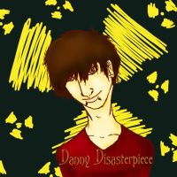 Danny Disasterpiece by helloprocro