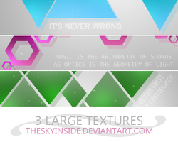 Texture Pack 9 by theskyinside