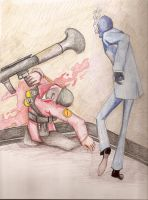 Team Fortress 2 by cutieonduty