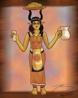 46. Hathor by Hapo57