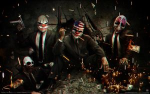 Payday Re Edition by Hard-100