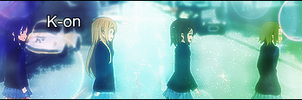 K-on Sign by MF21